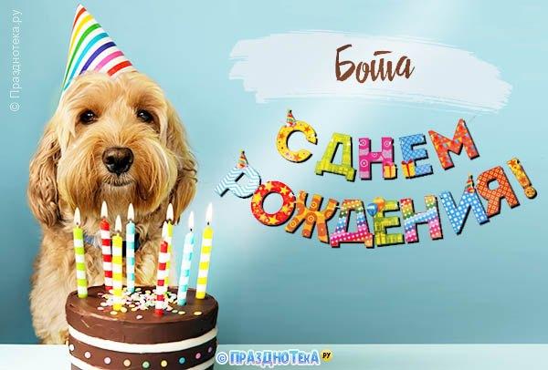С Днём Рождения Бота! Открытки, аудио поздравления :)